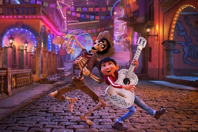 Coco, de Disney Pixar, promueve el orgullo de ser mexicanos