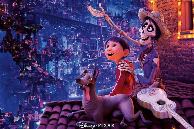 Coco, de Disney Pixar, regresa al cine para Día de Muertos