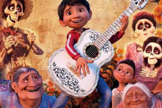"""Cine: """"Coco"""" en el Complejo Cultural Universitario"""
