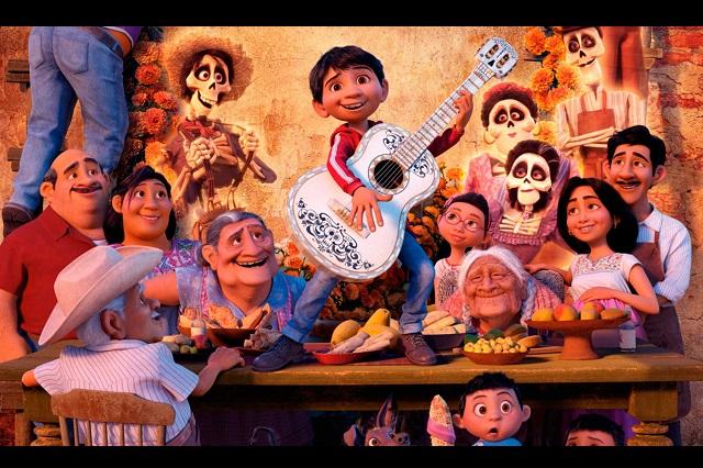Este viernes se estrena COCO por Disney Channel