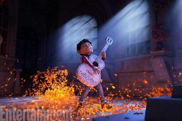 Estrenan adelanto de Coco, película de Disney sobre festividad mexicana