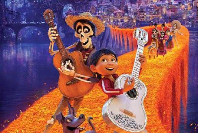 Estrenan nuevo poster de coco de disney pixar e for Imagenes de coco