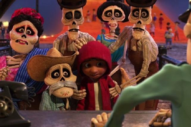 Coco, de Disney Pixar, tendrá su avant premiere en el Palacio de Bellas Artes