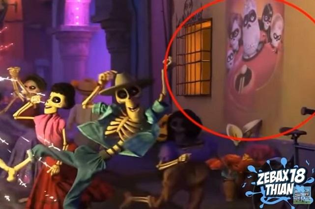 Los Increíbles 2 se promocionaron en Coco y no te diste cuenta