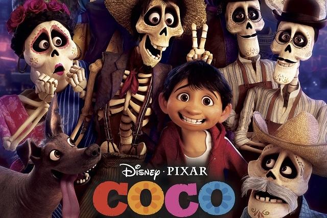 Coco, de Disney Pixar, volverá al cine por una semana
