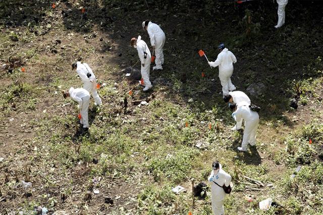 Normalistas de Ayotzinapa no fueron incinerados: expertos