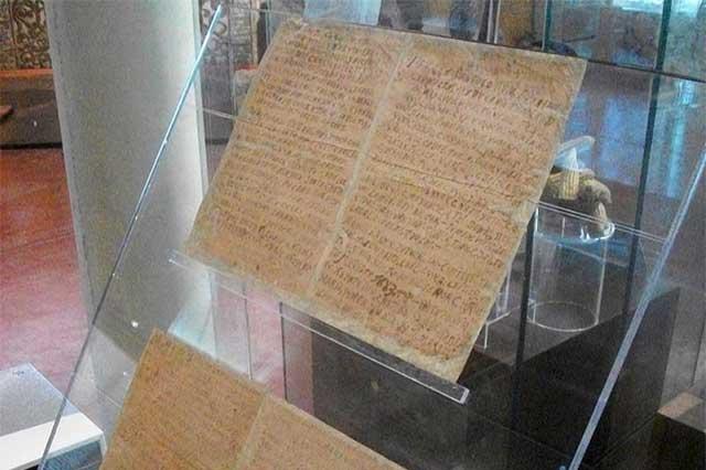 Códices poblanos serán exhibidos por vez primera en Irán, informa el INAH