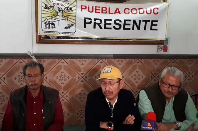 Organización campesina confía en anulación de elección poblana