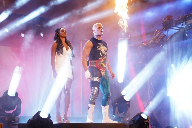 Cody Rhodes, exestrella WWE, busca retirarse para ser senador en EU