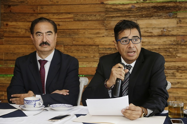 Empresarios del COE respaldan gestión de gobernador interino