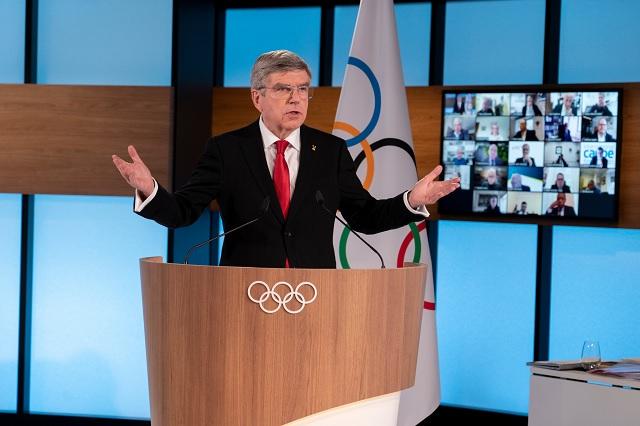 Juegos Olímpicos: COI pagará vacunas a deportistas y donará el doble a China