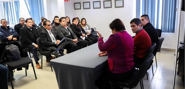 PGR da capacitación policías municipales de Puebla