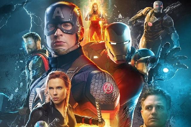 Preventa de Avengers: Endgame colapsa a Cinemex y Cinépolis