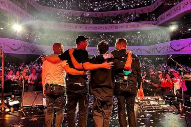 Regresa Coldplay a México en 2022: Mira fechas y lugares