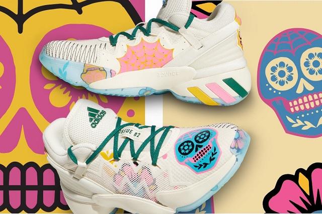 Adidas también desteja Día de Muertos con una colección especial
