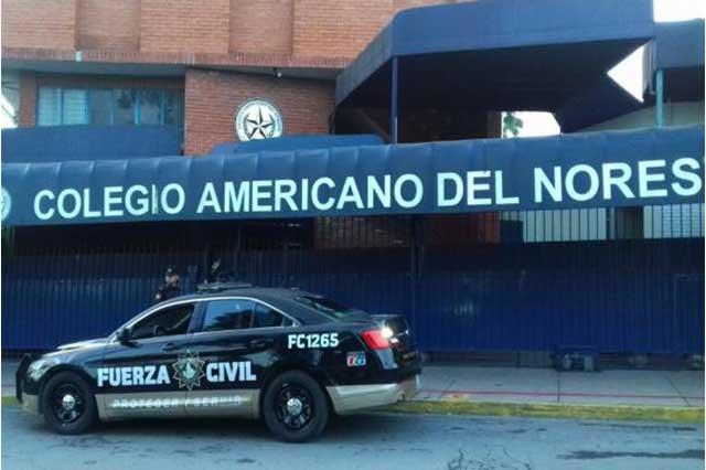 Perito robó un video vinculado con la balacera en el Colegio Americano