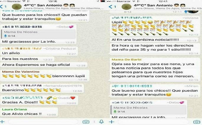 Whatsapp, el niño con Asperger y la polémica entre varias madres
