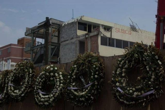 Declaran culpable de homicidio a dueña del Colegio Rébsamen