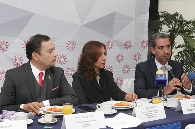 Pide SAT a contadores de Puebla denunciar lavado de dinero