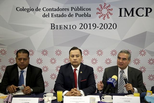 Detecta SAT en Puebla a 265 factureras pero hay más: CCP