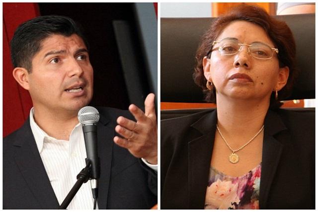 Inician proceso contra Eduardo Rivera y destitución de Ernestina