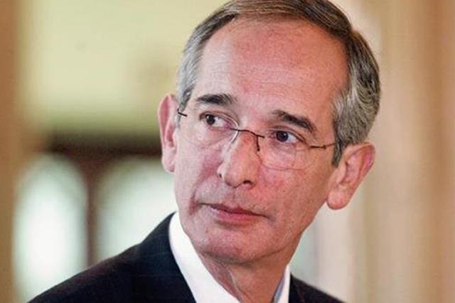 Capturan por corrupción a Álvaro Colom, ex presidente guatemalteco