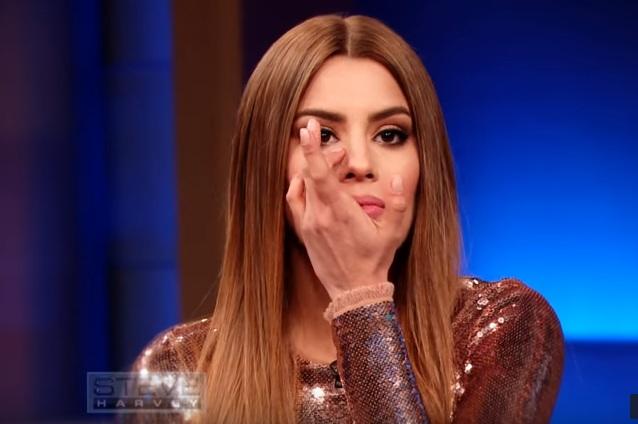 Entre lágrimas, Steve Harvey pide perdón a Miss Colombia