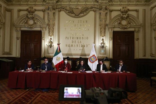 Ayuntamiento de Puebla apoyará regularización de 150 colonias
