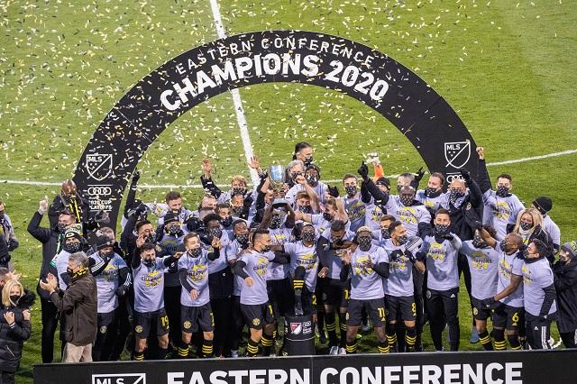 Columbus Crew, campeón de Conferencia Este; espera rival para la MLS Cup