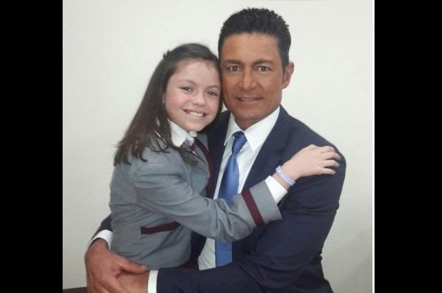 Fernando Colunga y actriz de Porque el amor manda se reencuentran