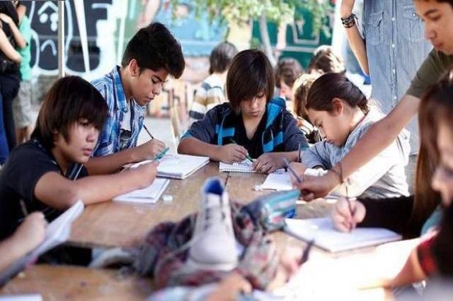 Niños opinarán sobre su entorno social en el congreso Pido la voz