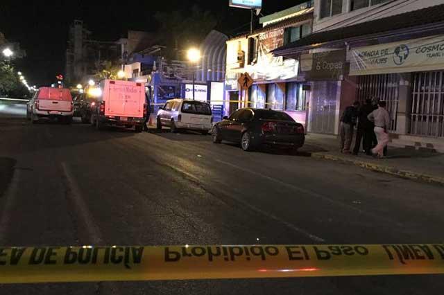 Un comando ataca el bar La Parranda y mata a 4 personas