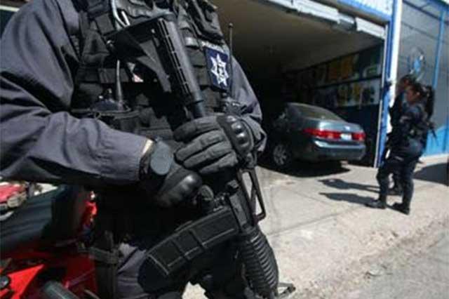 Un comando armado roba 48 camionetas de lujo