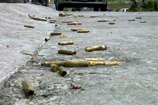 Comando ataca a balazos un palenque y mata a 6 personas