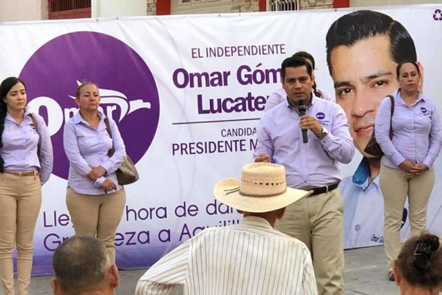 Un comando ejecuta al candidato a la alcaldía de Aguililla, Michoacán