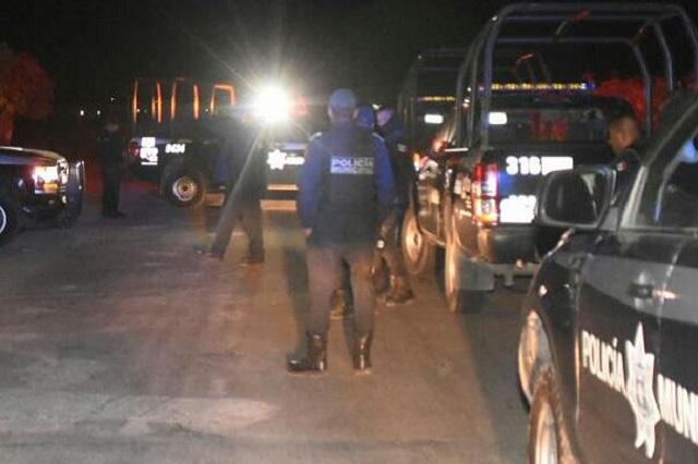 Comando armado ejecuta a mando policiaco de Irapuato
