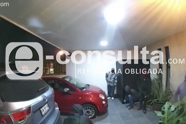 Grupo armado roba casa en La Antigua Cementera y lesiona a una persona