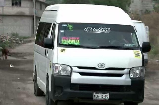 Adolescente violada en combi de Edomex participará en diligencia presencial