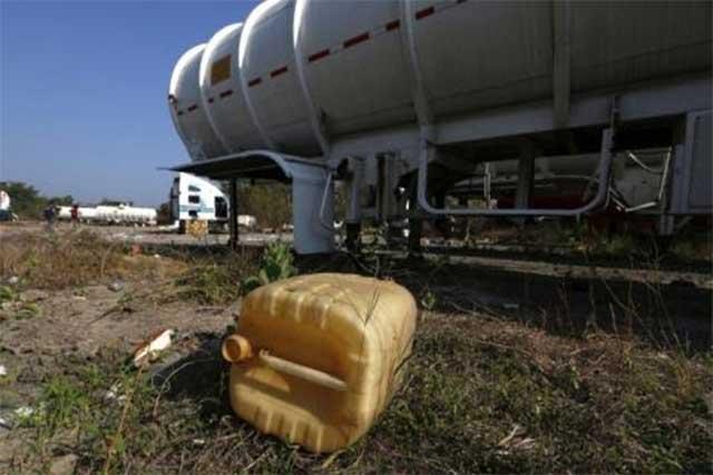 Ahora los huachicoleros roban combustible desde Coronango