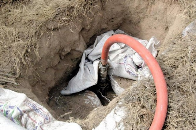 En el año hubo 170 detenidos por robo de hidrocarburos: Almeida