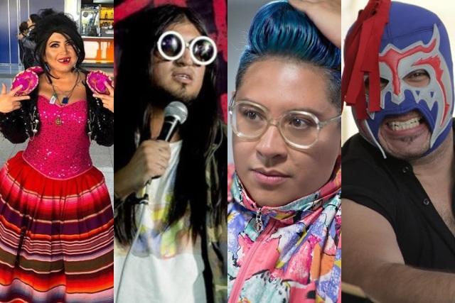 Ellos son los comediantes de LOL, el nuevo proyecto humorístico de Eugenio Derbez