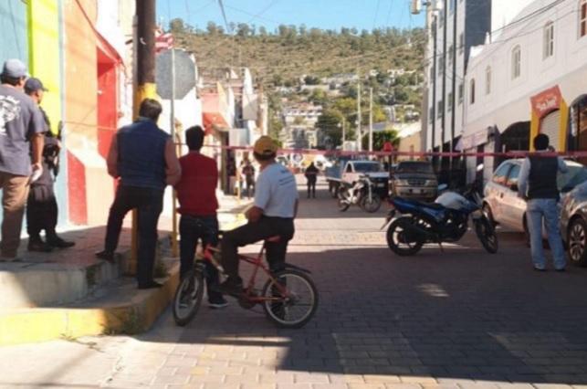 Balazos en el centro de Tecamachalco; matan a comerciante