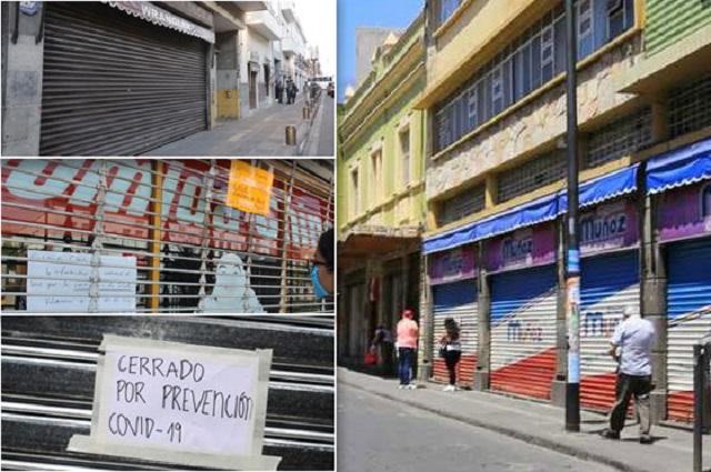 Negocios se alistan para abrir ya este fin de semana en Puebla