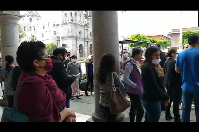 Comerciantes de Teziutlán piden permiso para reanudar labores