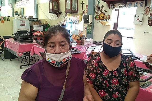 Niegan muerte de comerciante de Tehuacán a causa de Covid