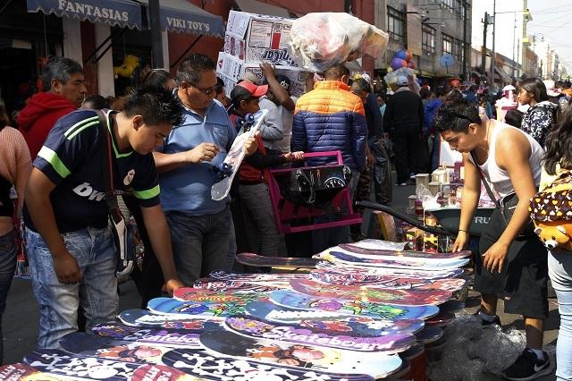 Es Puebla el quinto estado con más informales en el país