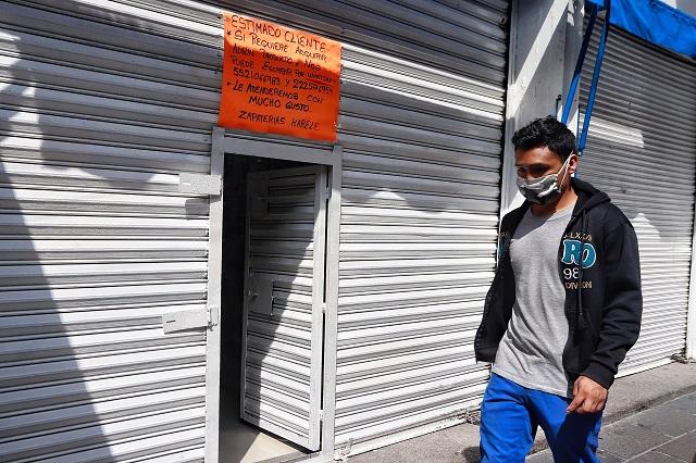 Cerró la pandemia un millón de pequeñas empresas: INEGI