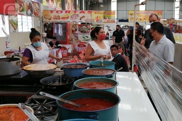 Cierran 4 negocios en Tehuacán por laborar sin cubrebocas