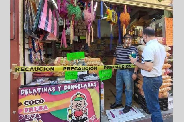 Cierran 11% de negocios establecidos en Huauchinango por Covid