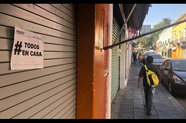 Bares y restaurantes en Atlixco acatan medidas contra Covid-19
